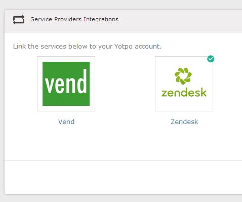 Yotpo with Zendesk Integration