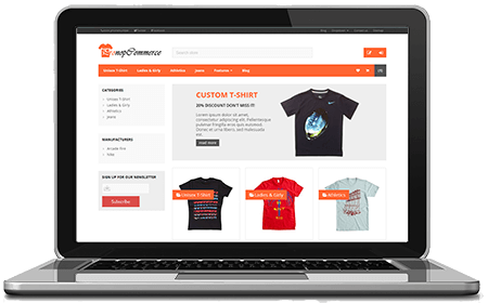 Picture of NopLite - nopCommerce Responsive Theme