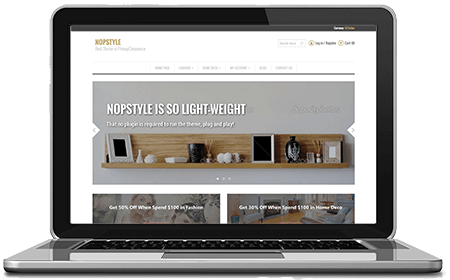 Picture of NopStyle - nopCommerce Responsive Theme