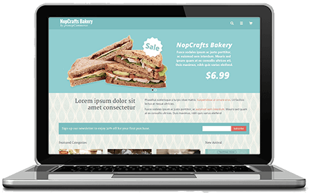 Picture of NopCrafts - nopCommerce Responsive Theme