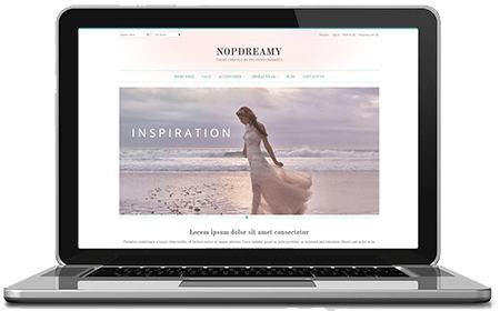 Picture of NopDreamy - nopCommerce Responsive Theme