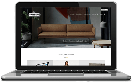 Picture of NopDesigner - nopCommerce Responsive Theme