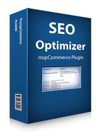 Picture of SEO Optimizer - nopCommerce SEO Plugin
