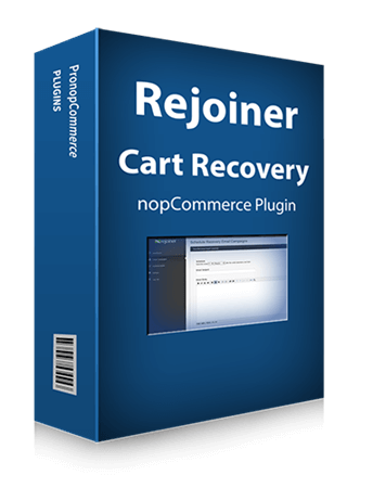 Picture of Rejoiner nopCommerce Cart Recovery Plugin