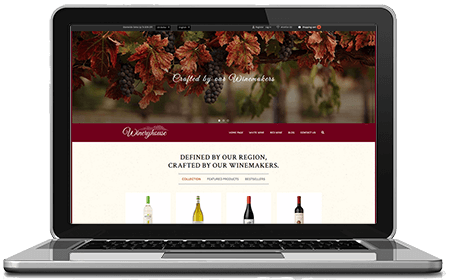Picture of NopWinery -  nopCommerce Responsive Theme
