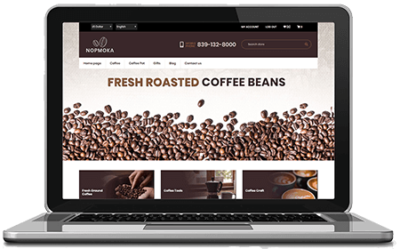 Picture of NopMoka - Free nopCommerce Responsive Theme
